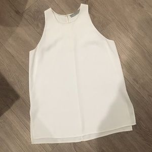 Vince Formal Tank Top Blouse
